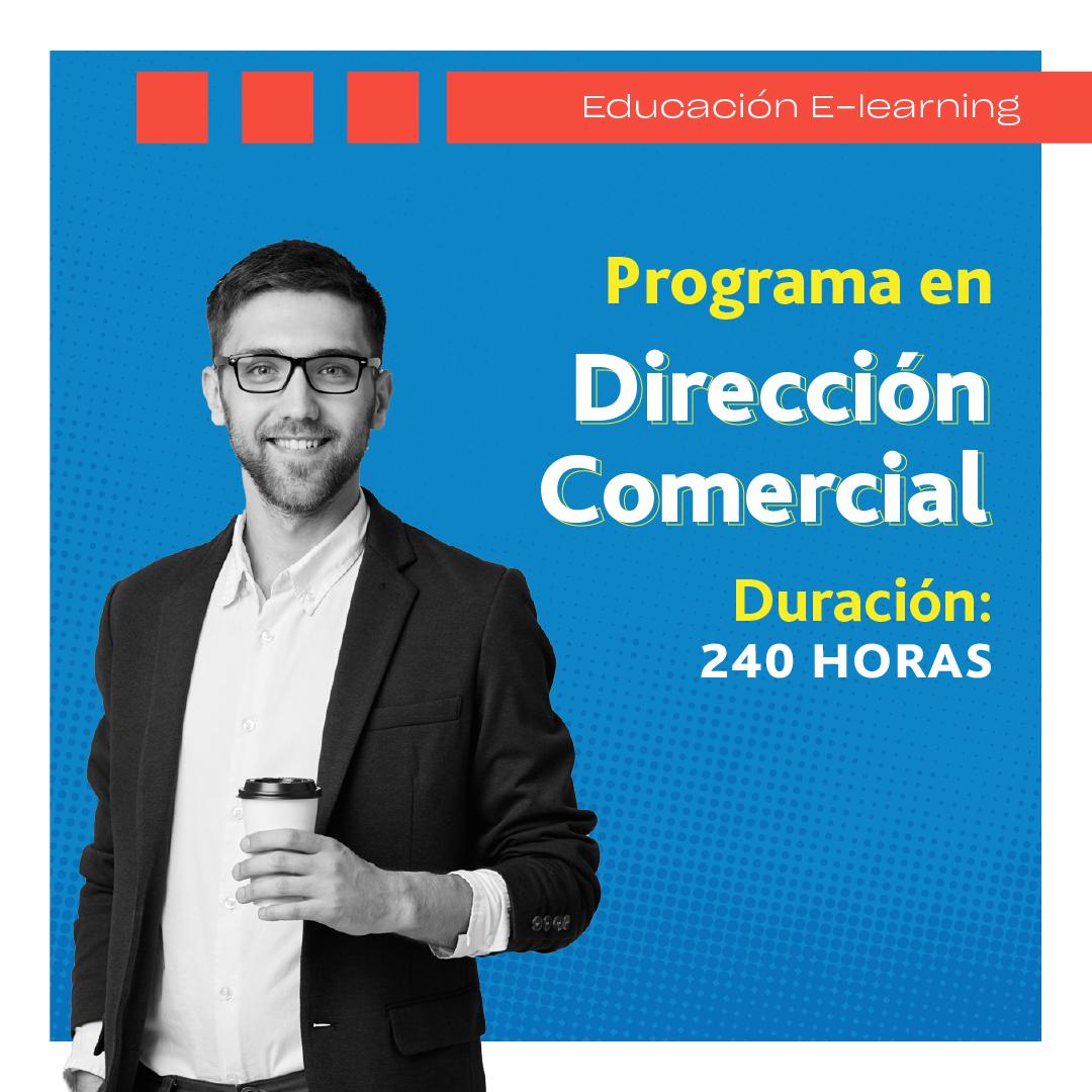 EL_PROGRAMA EN DIRECCION COMERCIAL