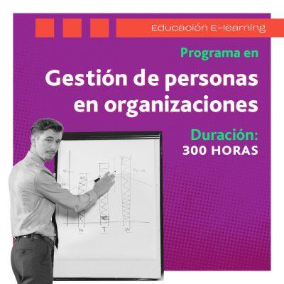 Gestión de personas en organizaciones