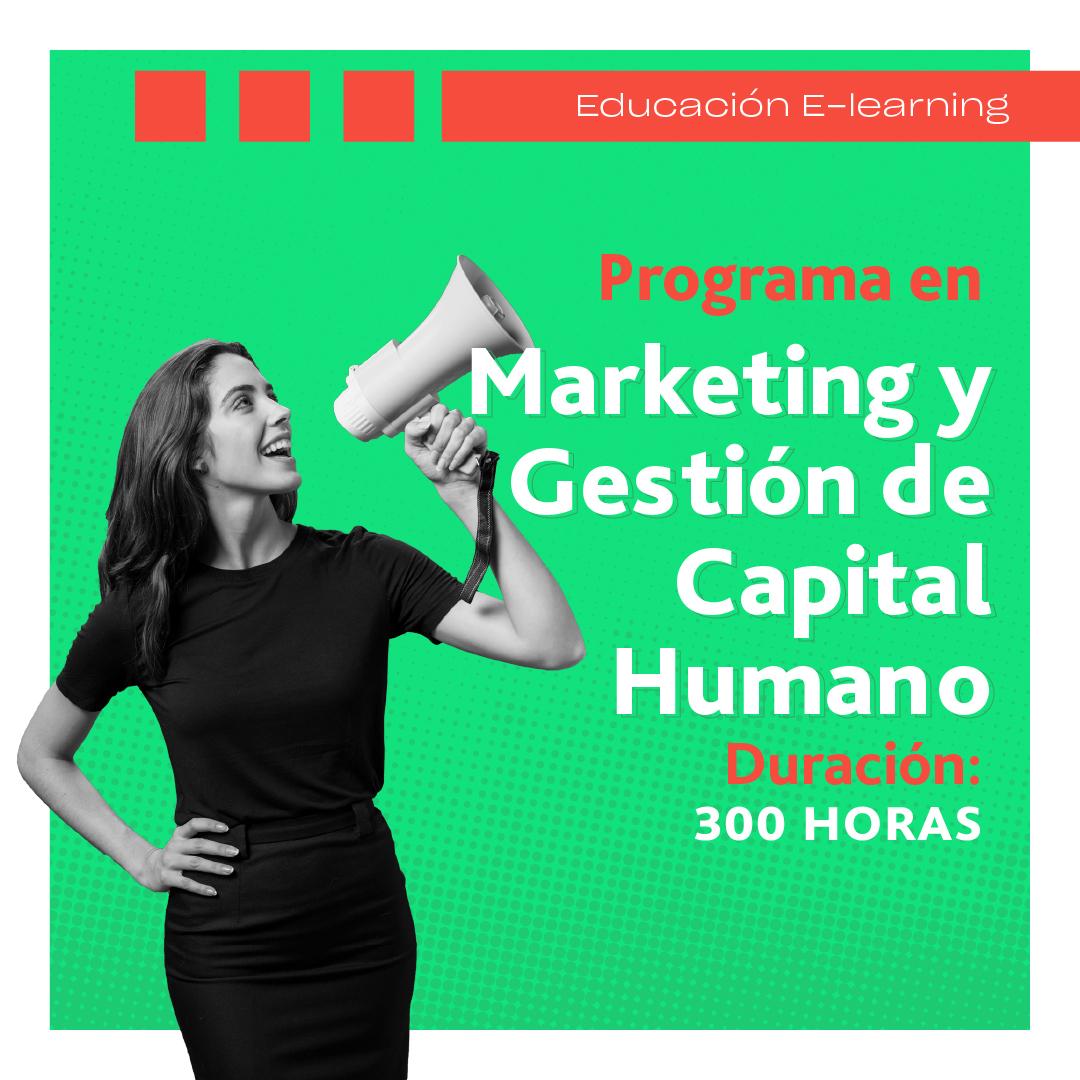 EL_PROGRAMA EN MKT Y GESTION DEL CAPITAL HUMANO